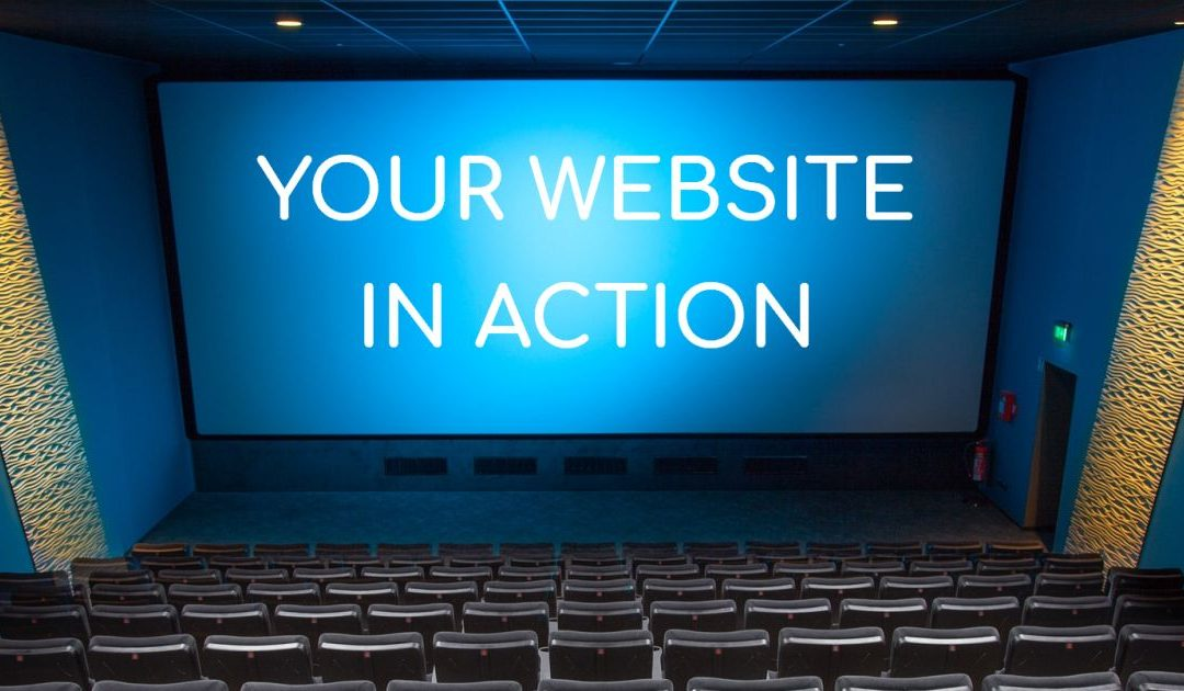 How can I find out what Visitors are actually DOING on my website?